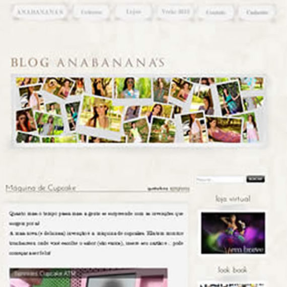 Blog Anabananas